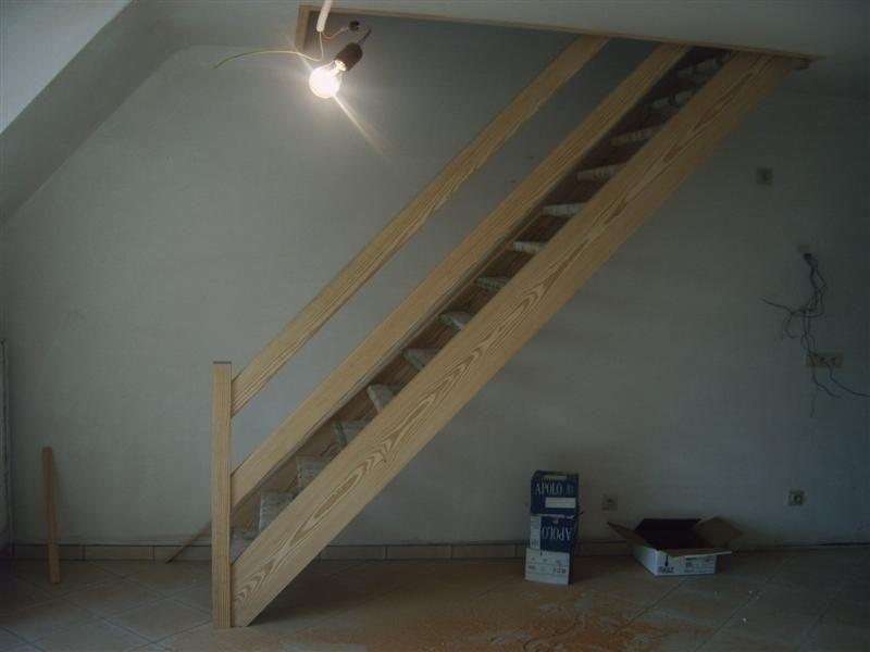 DB Interieur - Houten trappen